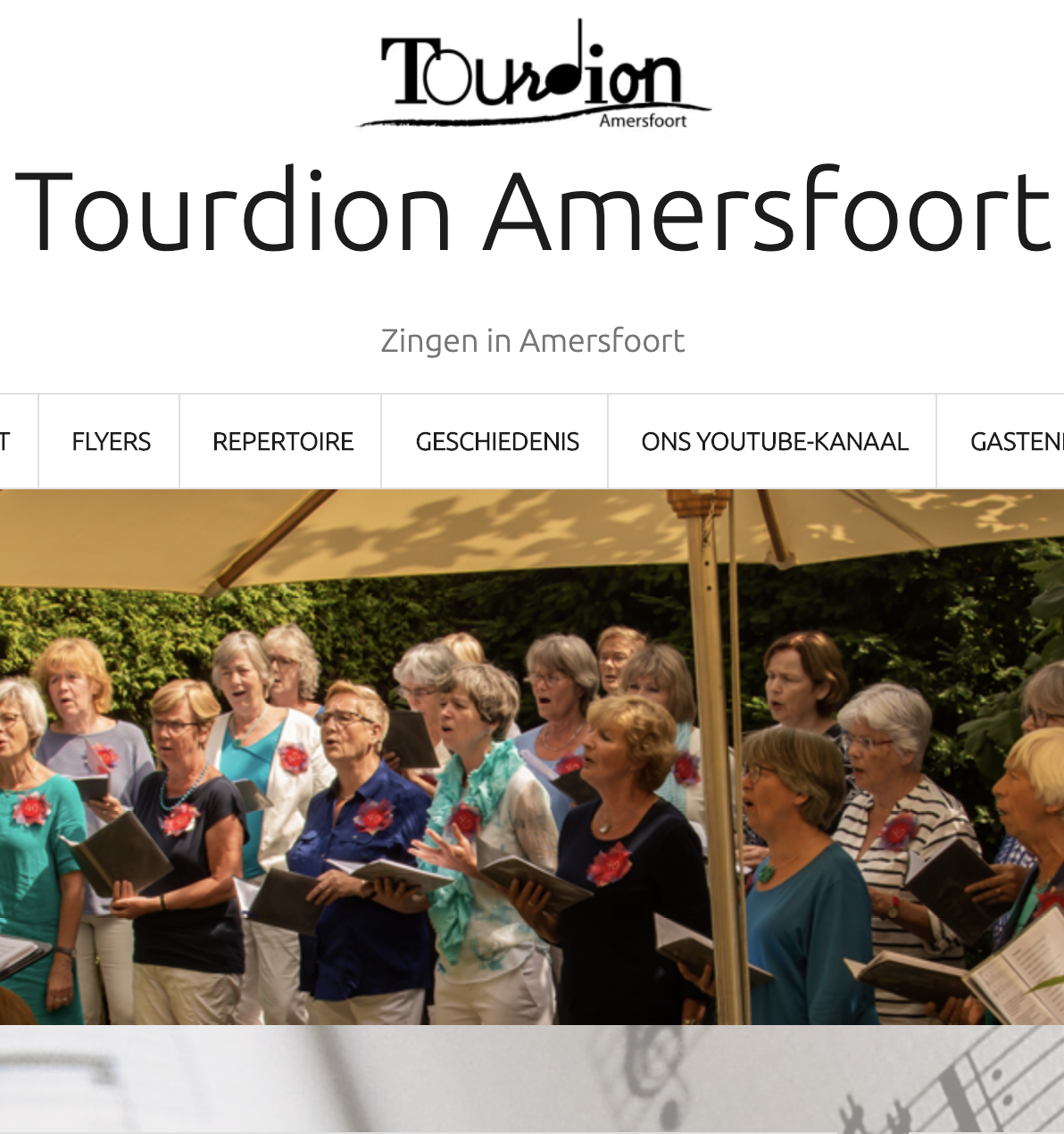 Tourdion Amersfoort